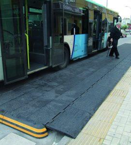 Plataforma bus VECTORIAL