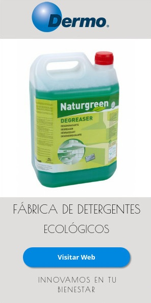 Fábrica de detergentes ecológicos