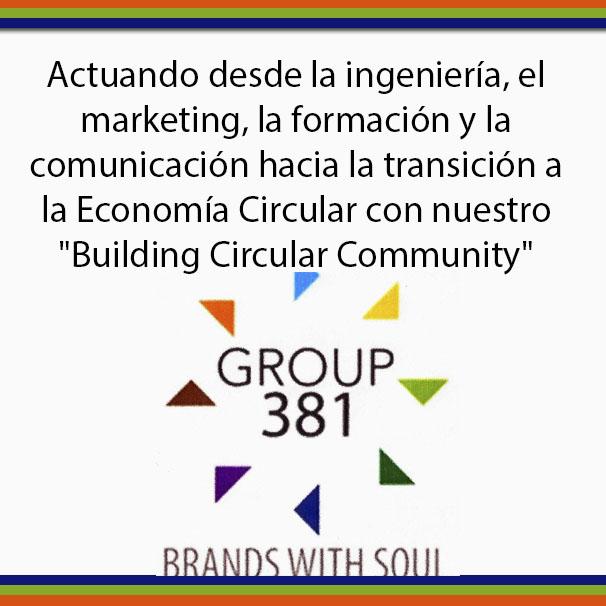Grupo 381 economia circular