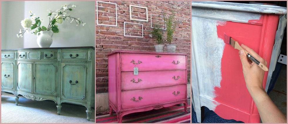 Reparar o la misi n imposible eco - Reparar muebles antiguos ...