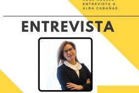Entrevista a Alba Cabañas