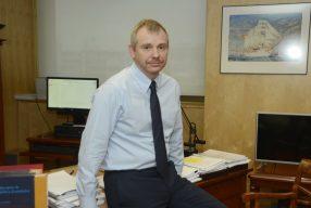 Daniel Navia, Secretario de Estado de Energía, Ministerio de Energía, Turismo y Agenda Digital