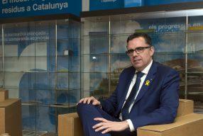 Entrevista a Josep Maria Tost, director de l'Agència de Residus de Catalunya
