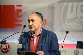Entrevista a Pepe Álvarez, secretario general de UGT