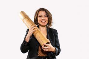 Entrevista a Sara Monge del grupo MOSO, con motivo del Día Internacional de la Mujer